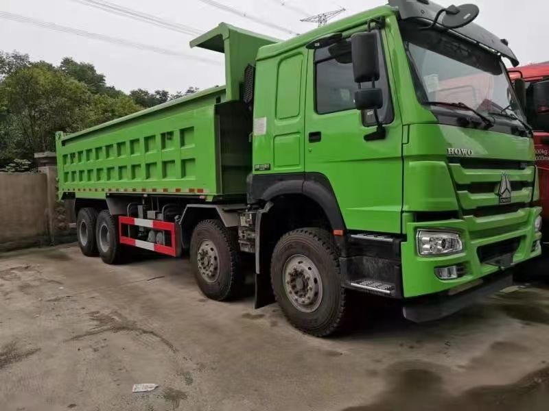重汽豪沃7米6库存自卸车,底10边8锰板,全国销售