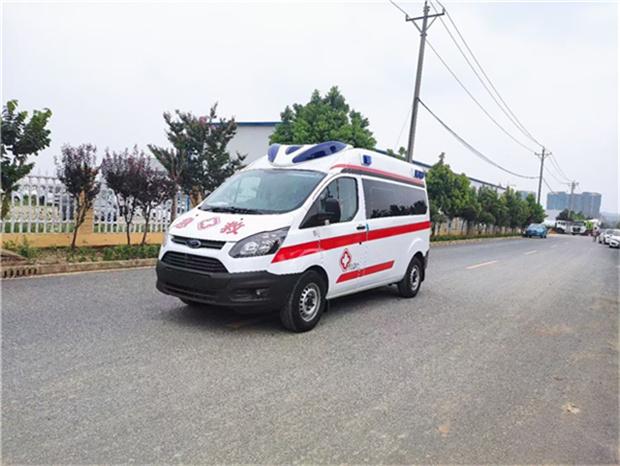 负压救护车-全顺V362负压型重症监护救护车