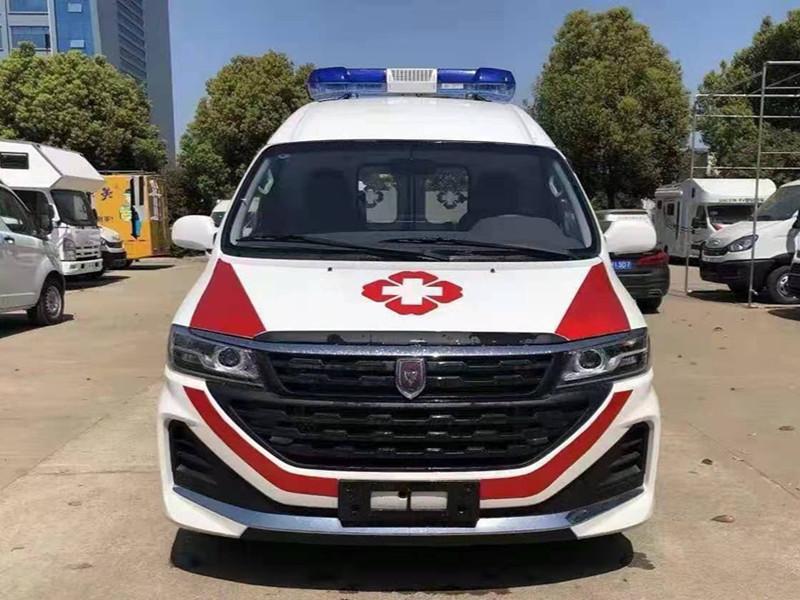 国六金杯海狮王运输型救护车|负压救护车报价|监护型救护车价格
