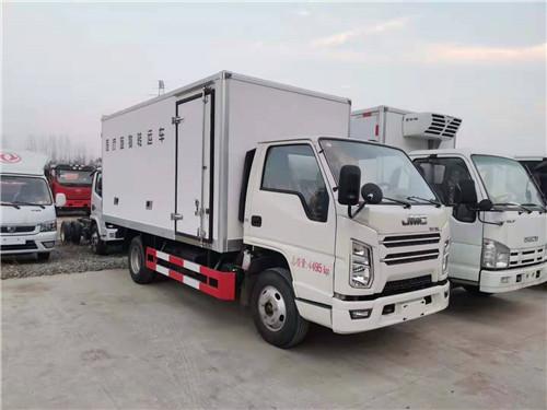 国六江铃顺达3.96米医疗废物转运车厂家现车促销