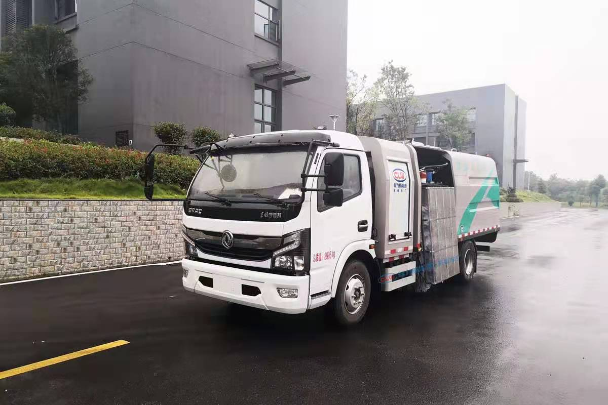 东风纯电动护栏清洗车价格¥655000元