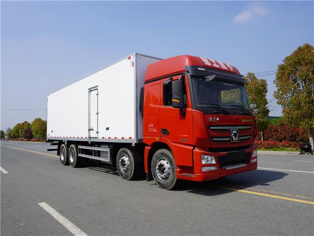 徐工漢風G7(高顶双卧)9米6冷藏车价格-9米6冷藏车价格