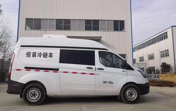 云南楚雄医疗疫苗冷链车生产厂家