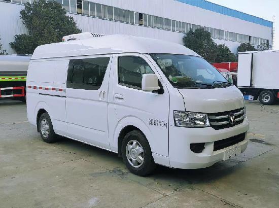 福田G7国六面包冷藏车_药品运输车_疫苗运输车厂家报价、价格