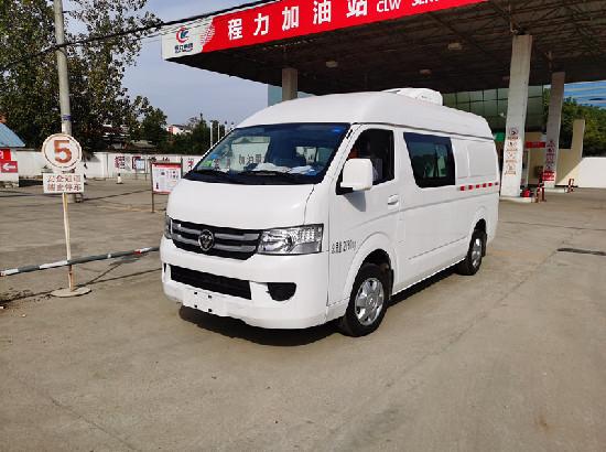 福田G7国六面包冷藏车_国六福田G7面包冷藏车价格多少钱
