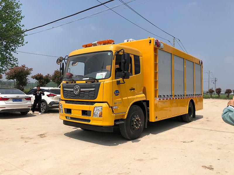 程力威东风电源泵车(排水量1000m3/h)多少钱