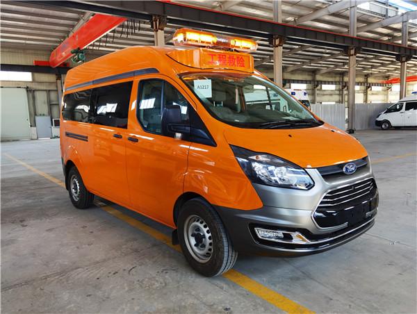 國六小型氣防車——小型氣防車生產廠家