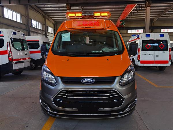 國六小型氣防車——國六小型救險車——國六應急救援搶險車