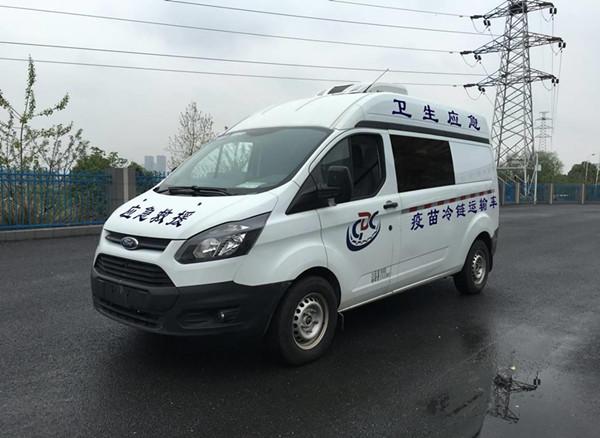 安徽滁州医疗疫苗运输车批发价格