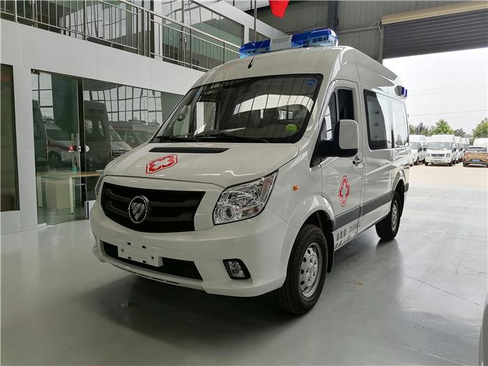 負壓救護車原理_福特V362救護車_質量好全國銷量第一