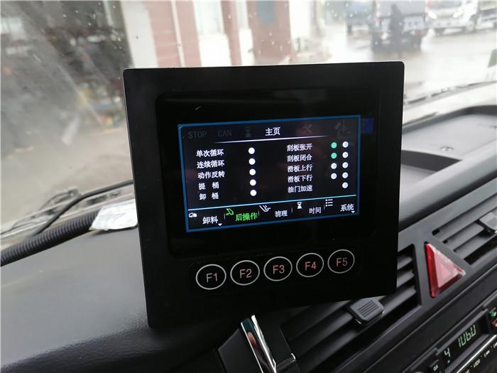 慶鈴壓縮式垃圾車_東風藍牌壓縮垃圾車_質保3萬公里