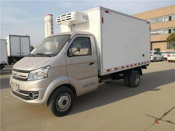 小型冷藏車價格大全 國六開瑞2.8米冷藏冷凍車廠家最低售價多少