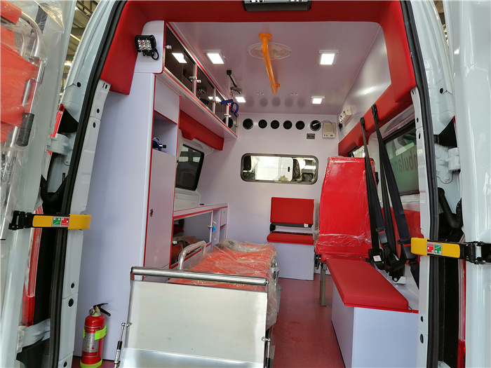 負壓救護車原理_奔馳救護車_多少錢一輛