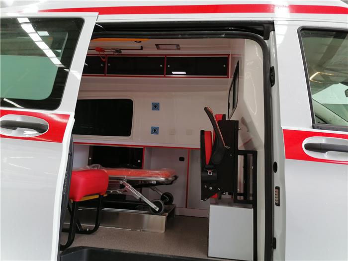 方艙救護車_福特救護車_質量好全國銷量第一