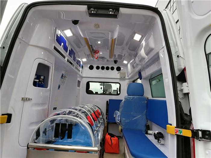 方艙救護車_福田圖雅諾救護車_廠家在哪里