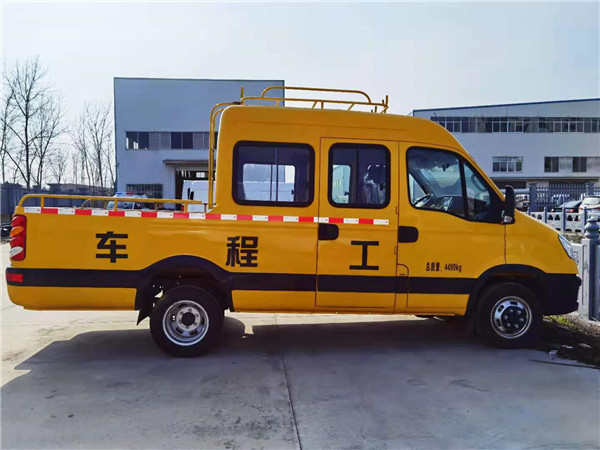 依維柯工程搶險車參數型號_江蘇南京依維柯搶險救援車價格報價