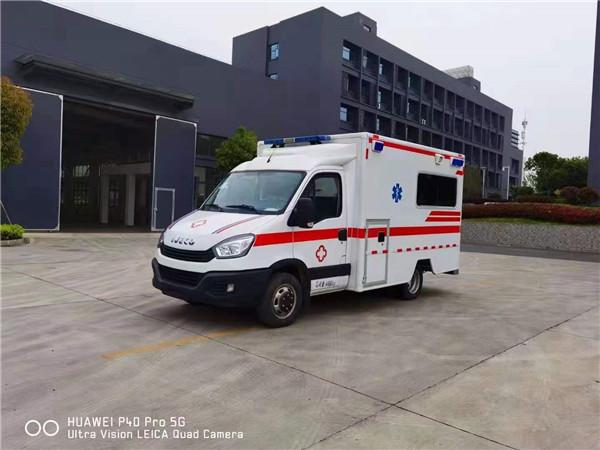 方艙救護車_生產廠家_依維柯方艙手術車_價格多少錢