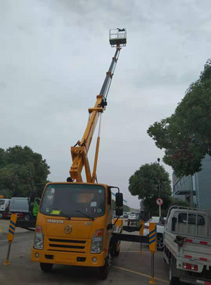 藍牌直臂伸縮式12米、14米、16米、18米、20米、21米、23米高空作業車