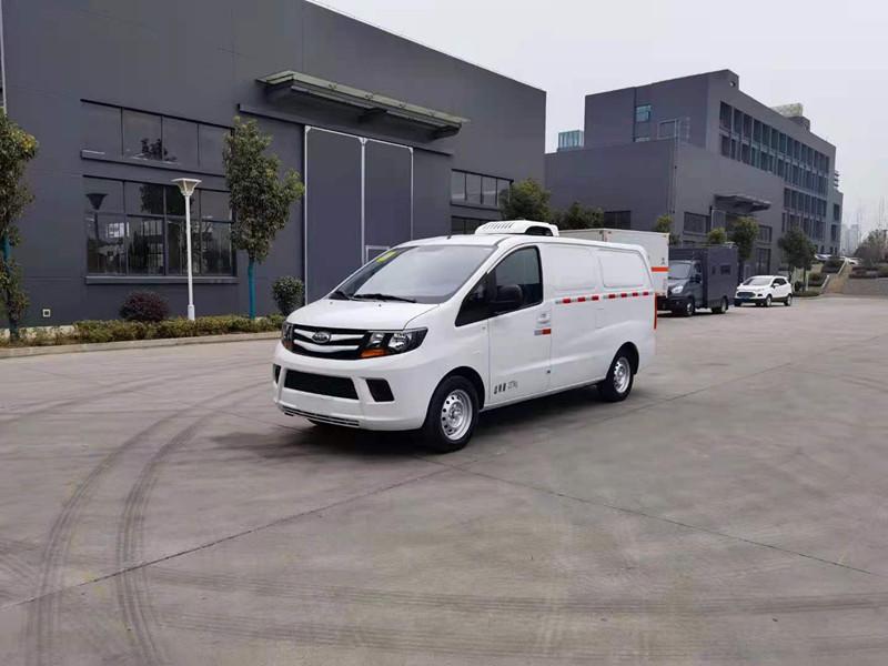 新品上市:国六江淮瑞风M3疫苗冷链车厂家报价 配置 图片