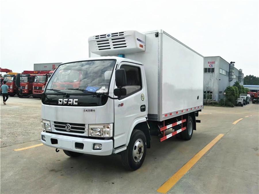 东风多利卡冷藏车︱4.1米冷藏车