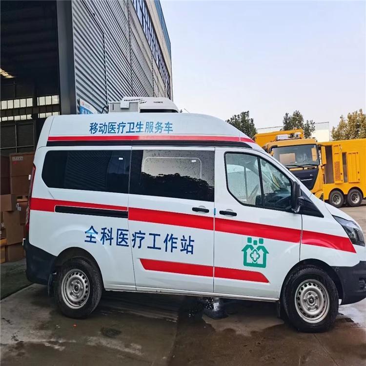 移动医疗卫生服务车_福特V348医疗体检车_动物疫病快速检测车-流动服务车生产厂家