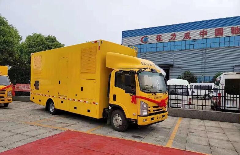 排水救險車|1000-4000方大流量排水車|電源防汛車排澇車|應急排水泵車|移動發電車