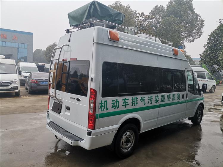 家禽家畜疫病检测车_禽流感检测车_福特V348快检车厂家在哪里多少钱