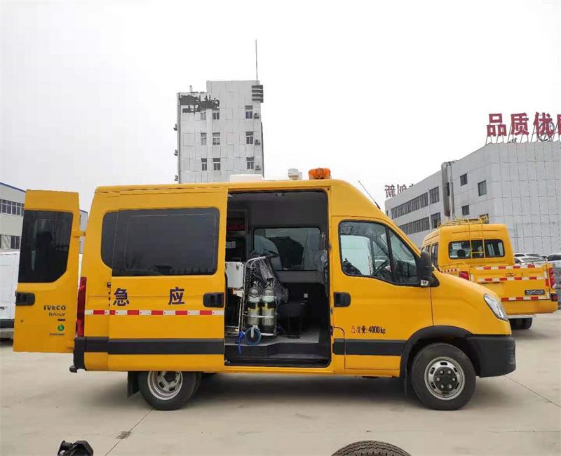 最新款江鈴ford福特v348加長版氣防車廠家_用途_價格_配置_圖片_參數_配備標準