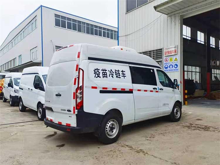 汽油版福特全順V362疫苗冷鏈車廠家直銷_現車銷售