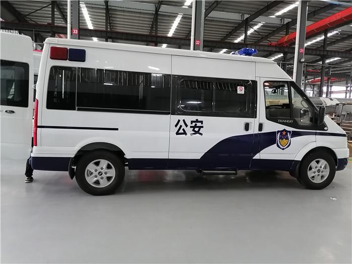 戒毒所囚車多少錢_公安囚車_專用押運囚車安全系數高_配置最高的囚車