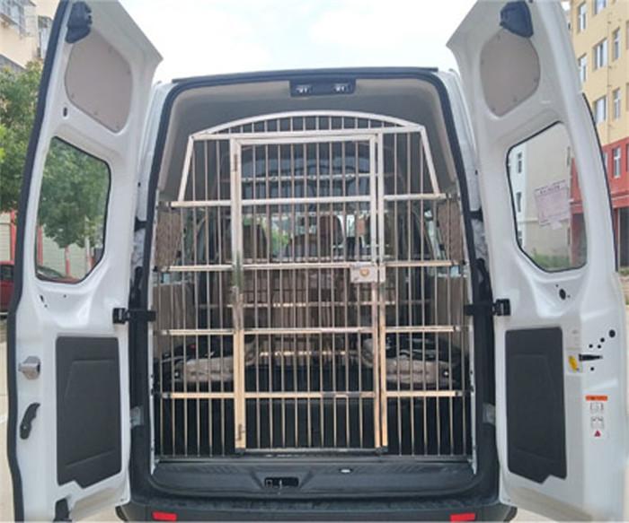 公安囚車報價_法院囚車_解押囚車5G聯網_配置最高的囚車