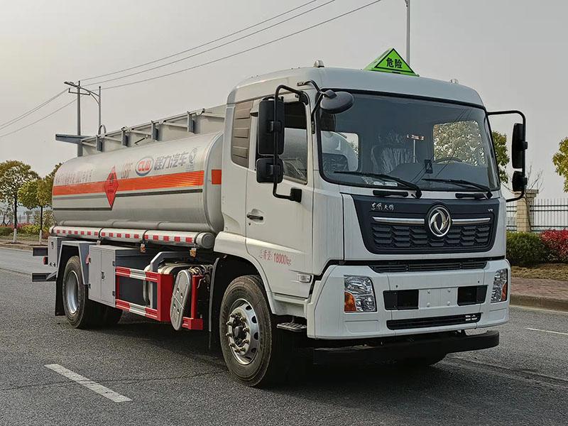 東風天錦國六運油車,油車家族網紅車