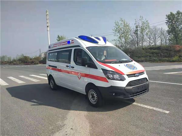 福特V348新世代長軸救護車現車兩臺直降10000