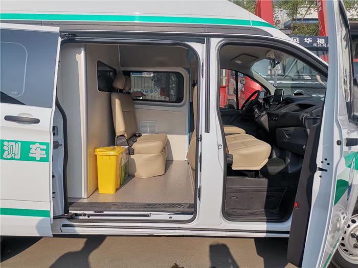 水质检测车_水质检测车图片_福特V362水质取样车_价格公道_监测车厂家