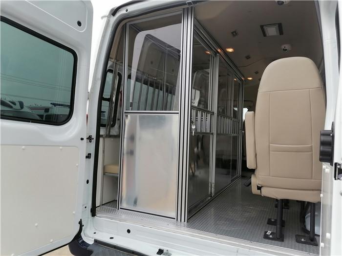 法院囚車價格_公安囚車_解押囚車5G聯網_配置最高的囚車