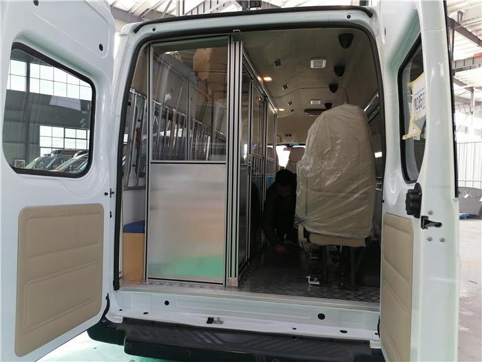 法院囚車價格_公安囚車_解押囚車5G聯網_設計最合理的囚車