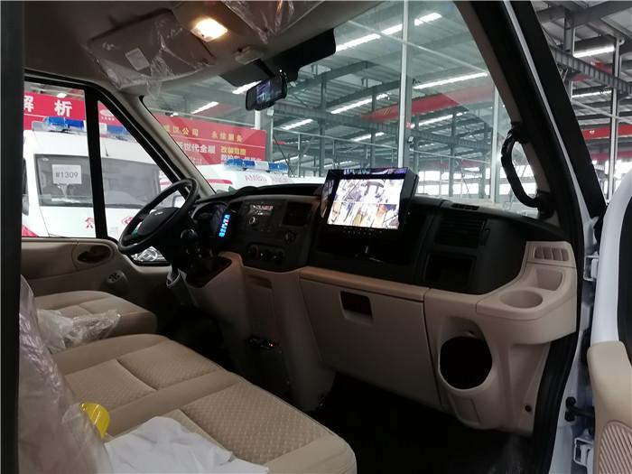 公安囚車報價_法院囚車_解押囚車5G聯網_設計最合理的囚車