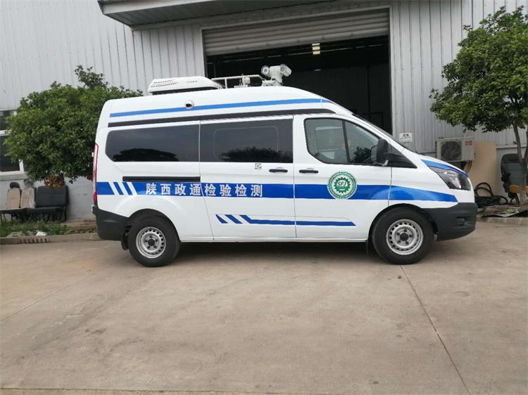 水質檢測車_水質檢測車多少錢_福特V362水質采樣車_生產工藝好_監測車廠家