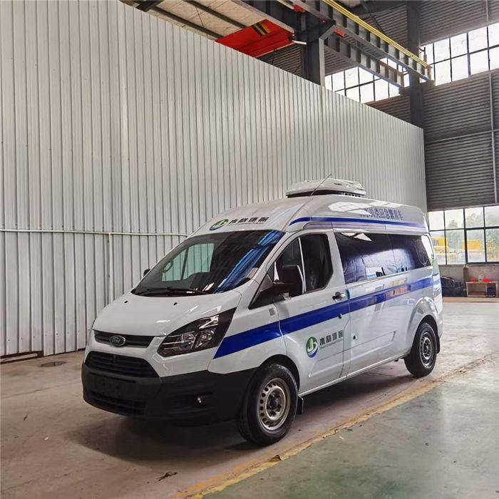 國六福特全順V362水產品養殖檢測車