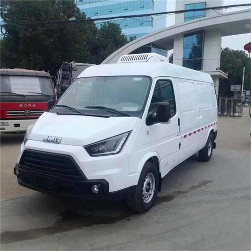 內蒙古新冠疫苗車怎么運輸 呼和浩特市汽油短軸單排疫苗冷鏈車廠家