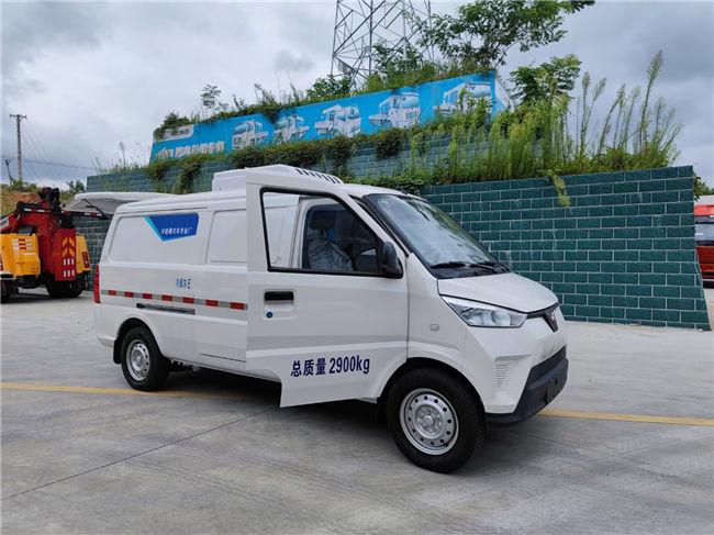 五菱EV50新能源純電動疫苗冷鏈車