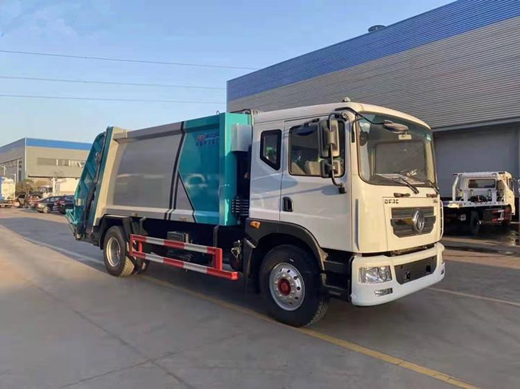 國六東風D9 10方壓縮垃圾車優惠促銷