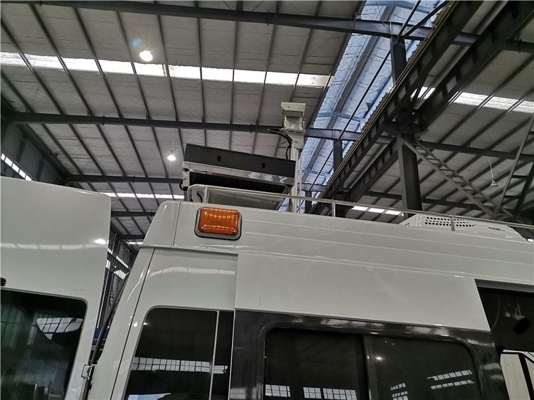 水质检测车价格_大气颗粒物激光雷达监测车_环保监测车布局新颖