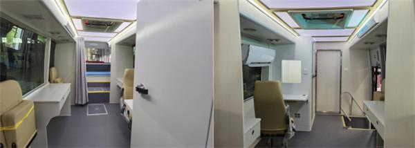 P2+生物安全实验室_移动核酸检测车_全自动核酸检测车