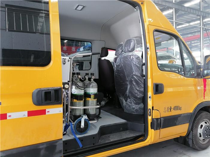 气防车_城市供水供电供热_福特_依维柯厂家价格_热电电力抢修救援救险车