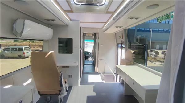 日檢測量可達2000管核酸檢測車_2021年移動核酸檢測車招標_全自動核酸檢測車