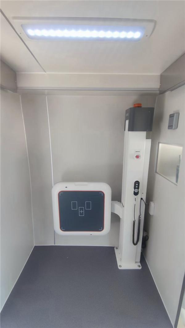 日檢測量可達2000管核酸檢測車_12米大巴實驗車有幾個區?_移動P2生物實驗車廠家