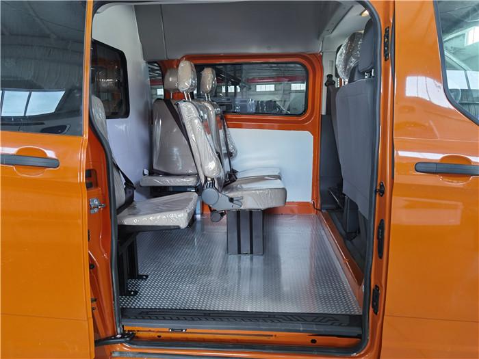 气防车图片_电信移动通讯_福特_依维柯厂家价格_市政管网工程工程救险车