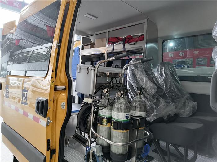 气防车多少钱_油库炼油厂_福特_依维柯厂家价格_热电电力抢修救援救险车
