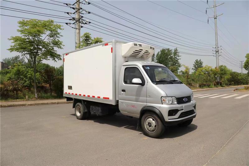 国六凯运4.2米冷藏车多少钱?生产厂家在哪里?